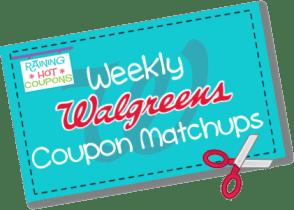 wags Walgreens Matchups 8/18 8/24