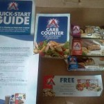 *HOT* 3 FREE Atkins Bars + FREE Frozen Product Coupon & More! Mine Came!