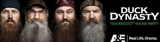 duck dynasty house party