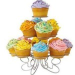 Amazon: Light-weight Tiered Metal Dessert and Cupcake Stand Only $4.95 Shipped (Reg. $19.95)!