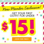 *HOT* Girl's or Boys 3 Piece Designed Outfit Only $15 + FREE Shipping (Reg. $39.95!)