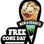 Ben & Jerry's: FREE Ice Cream Cone (Today Only!)