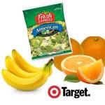*HOT* Target: FREE Fruits & Veggies!
