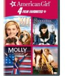 4 American Girl Movies – DVD Set Only $9.96!