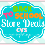 CVS Back to School Deals 8/10/14