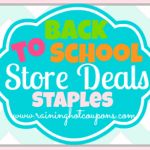 Staples Back to School Deals 7/20/14