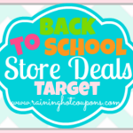 Target Back to School Deals 7/20/14