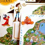FREE Walt Disney World Customized Map AND FREE Stickers + FREE Shipping (Great Keepsake!)