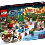 Amazon: LEGO City Advent Calendar Only $29.99 (Reg. $40!)