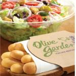 Olive Garden Coupon: 20% Off Your Entire Purchase!
