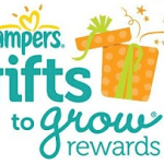 5 New Pampers Gifts to Grow Points + 100 Points for New Members