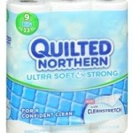 Quilted Northern Bathroom Tissue Only $2.00 at Walgreens (Beginning 2/23)