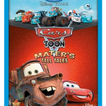 Amazon: Cars Toon Mater's Tall Tales (Two Disc Blu-ray/DVD Combo) Only $9.44 (Reg. $29.99)!