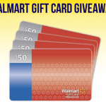 Enter to Win a $50 Walmart Gift Card (4 Winners!)