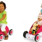 Amazon: Radio Flyer 3-in-1 Walker Wagon Pink ONLY $27.78 (Reg. $49.99)!