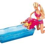 Amazon: Barbie Swim & Race Pups Playset Only $9.99 (Reg. $19.99)