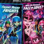 Monster High Double Feature DVD Only $5.96! (reg $19.98)