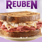 *HOT* Arby's: Buy 1 Get 1 FREE Reuben Sandwich + FREE Small Dink and Fry with Purchase Coupon!