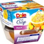 Dole Fruit Cups Only $0.98 at Walmart