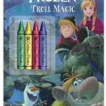 Disney's Frozen Troll Magic Book + Chunky Crayons Only $2.35!