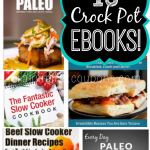 15 Crock Pot eCookbooks Only $0.99 each (Reg. up to $14.99!) For Kindle and more!