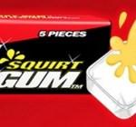 FREE Go Fast Energy Squirt Gum sample!