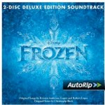 Amazon: Frozen Soundtrack, 2-Disc Deluxe Edition, & Original Recording Only $14.88!