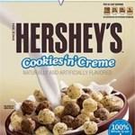 *HOT* FREE Box of Hershey's Cookies 'n' Creme Cereal – First 15,000 Betty Crocker Members!
