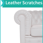 How To Remove Leather Scratches
