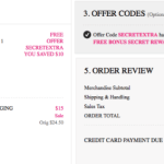 *HOT* Victoria's Secret: 2 FREE Secret Reward Cards (Worth at Least $20 or More!) + Leggings Deal Plan = Only $0.99 Shipped!
