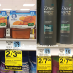 FREE Dove Men + Care and Gerber Baby Food at Rite Aid
