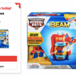 *HOT* Target: 50% Off Playskool Heroes Transformers Rescue Bots Beam Box = Only $16.99!