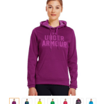 Under Armour Women's Hoodie Only $29.99 Shipped (Reg. $59.99+)