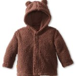 Amazon: Unisex Baby Hooded Bear Jacket Only $7.59 (Reg. $39.95)