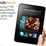 *HOT* Kindle 7″ Fire HD Tablet Only $89 (Reg. $119) + FREE Shipping (Refurbished) TODAY Only