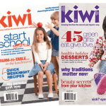 FREE Subscription  to Kiwi Magazine