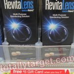 Target: RevitaLens Solution Only $2.09