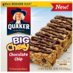 Target: Quaker Big Chewy Bars As Low As $0.64