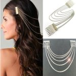 Amazon: Women Chic Hair Cuff Pin Head Band 2 Combs Only $5.99