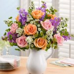 $15 for $30 to Spend at 1-800-Flowers.com
