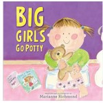 Amazon: Big Girls Go Potty Hardcover Book Only $4.97 Shipped