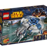 Amazon: LEGO Star Wars Droid Gunship Only $39.99 (Reg. $50!)