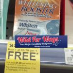 Walgreens: Arm & Hammer Whitening Booster Only $2.65