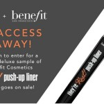 FREE They're Real! Push-Up Deluxe Mini Liner (2,000 Winners!)