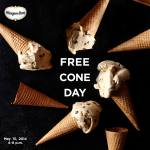 *HOT* Häagen-Dazs: FREE Single Scoop Cup or Cone (Today Only!)