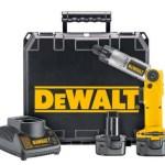 DEWALT 7.2-Volt Cordless Two-Position Screwdriver Kit $83.53 + FREE shipping (Reg. $145.24!)