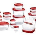 Amazon *HOT* Rubbermaid 42-Piece Easy Find Lid Food Storage Set $15.99 (Reg. $26.65)!