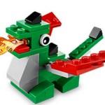 FREE LEGO Dragon Mini Model (Kids Build at Store!)