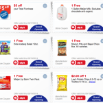 *HOT* Meijer: FREE Milk, Salad, Stacy's Pita Chips, Lip Balm & More!