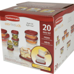 *HOT* Rubbermaid Easy Find Lids 20-Piece Storage Set Only $6.30 Shipped (Reg. $19.99)!